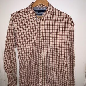 Tommy Hilfiger Shirts - Tommy Hilfiger long sleeve men's button down shirt